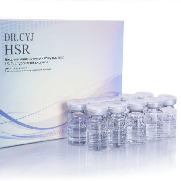 DR.CYJ HSR с Гиалуронновой кислотой и Пептидами