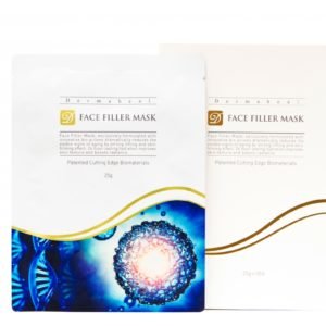 Dermaheal Full FACE FILLER Mask Pack - Маска-Филлер для лица