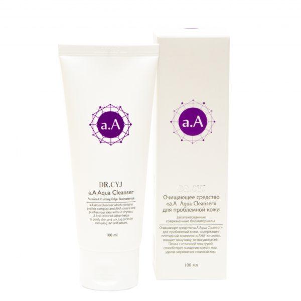 а.А Аgua Cleanser - Очищающий гель для проблемной кожи.