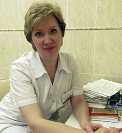 Дерябина Оксана Владимировна